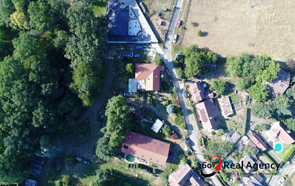 PRODEJ RODINNÉHO DOMU V BLÍZKOSTI ŘÍČAN, 4+KK, 150 m², POZEMEK 1177 m²