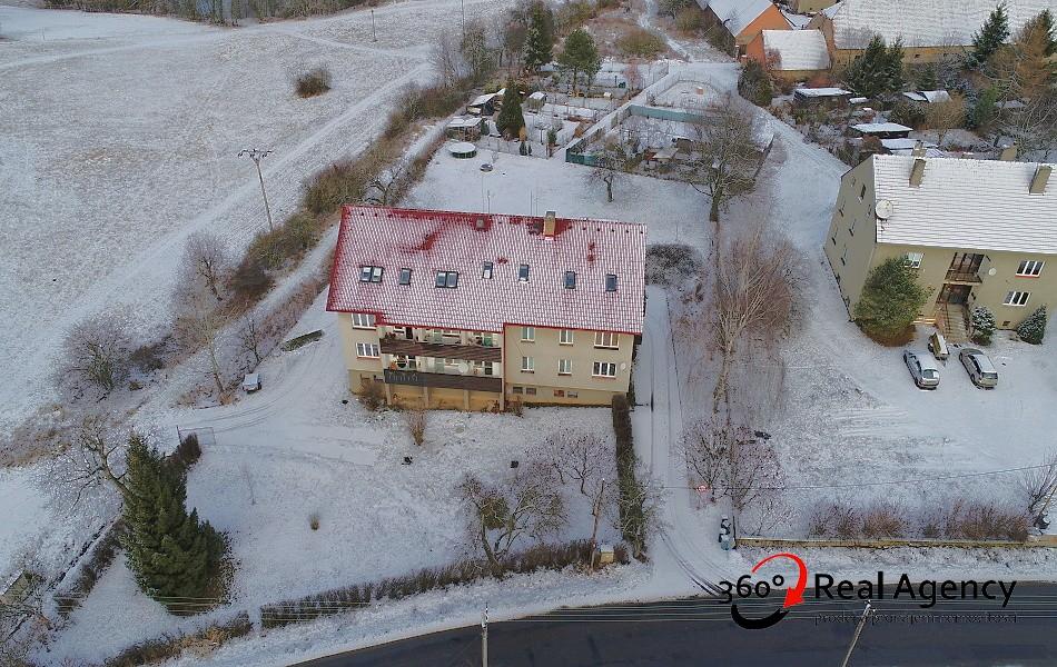 Byt 4+1/lodžie, garáž, celkem o velikosti 105m2, Sulice – Praha východ.