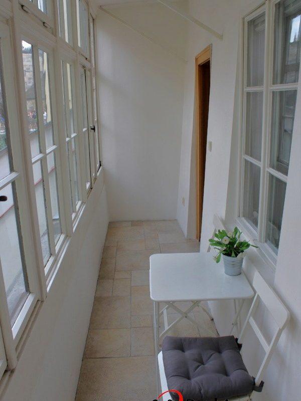 Pronájem bytu 2+kk 77 m² ulice U lužického semináře, Praha 1 – část obce Malá Strana