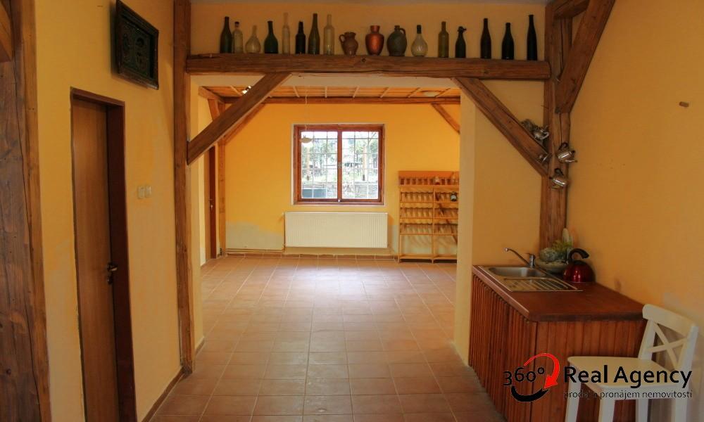 Prodej rodinného domu 125 m², pozemek 90 m² ulice Havlíčkova, Roudnice nad Labem