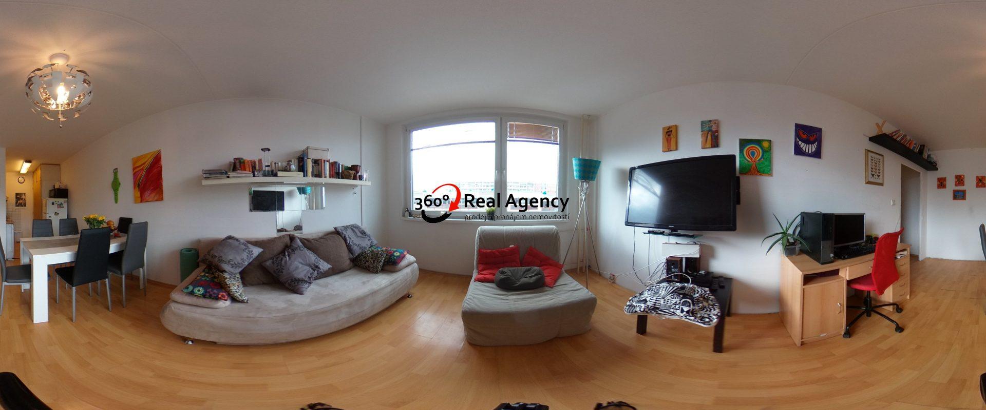 Prodej bytu 2+kk 43 m² ulice Blattného, Praha 5 – část obce Stodůlky