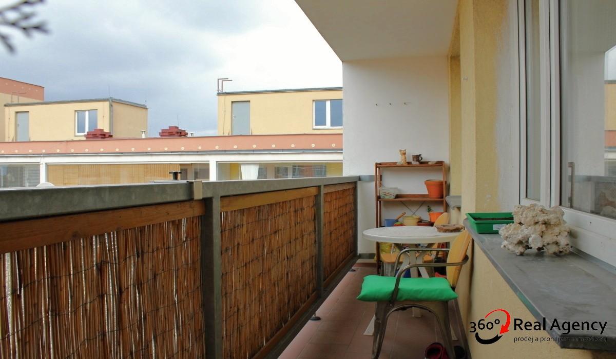 Byt 3+1/lodžie, 82 m2, osobní vlastnictví, Praha Letňany.