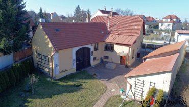 Prodej rodinného domu 110 m², pozemek 795 m²