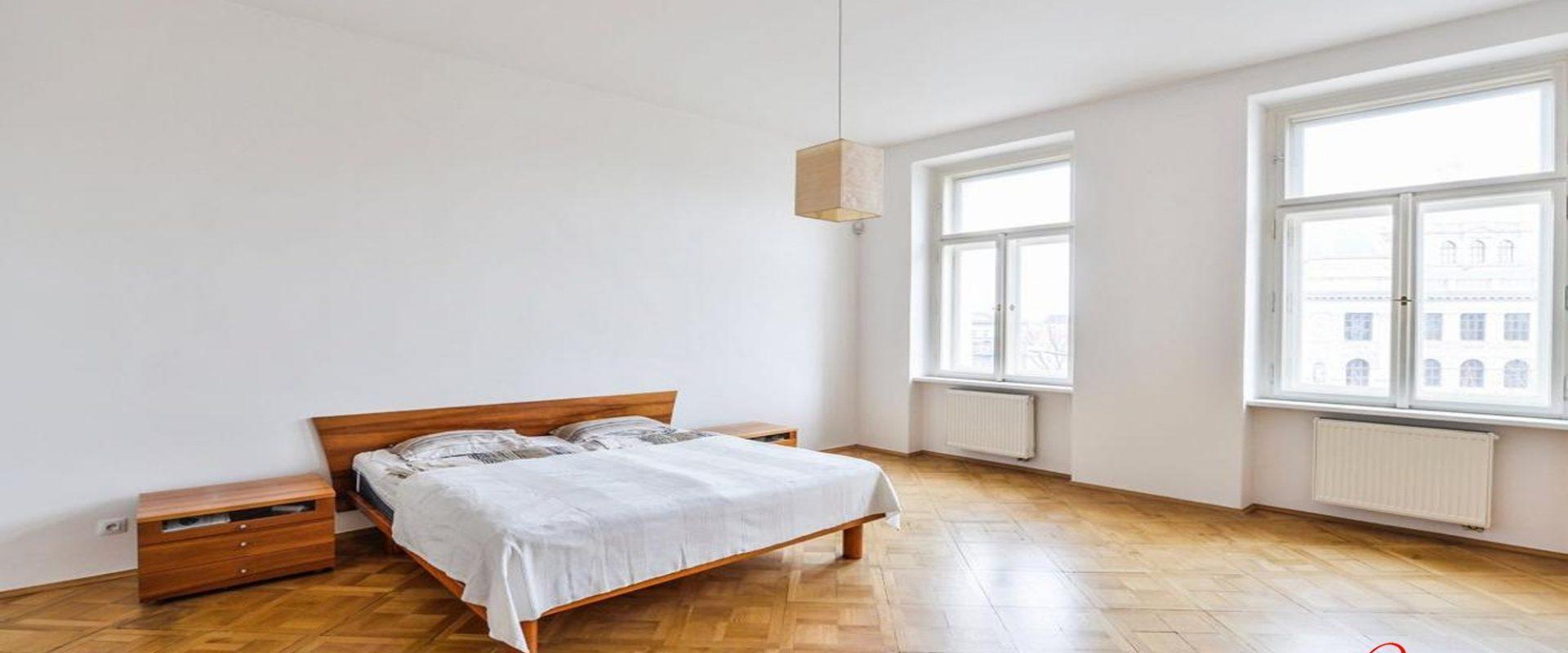 Byt 3+1, 191 m², Čelakovského sady, Praha Vinohrady.