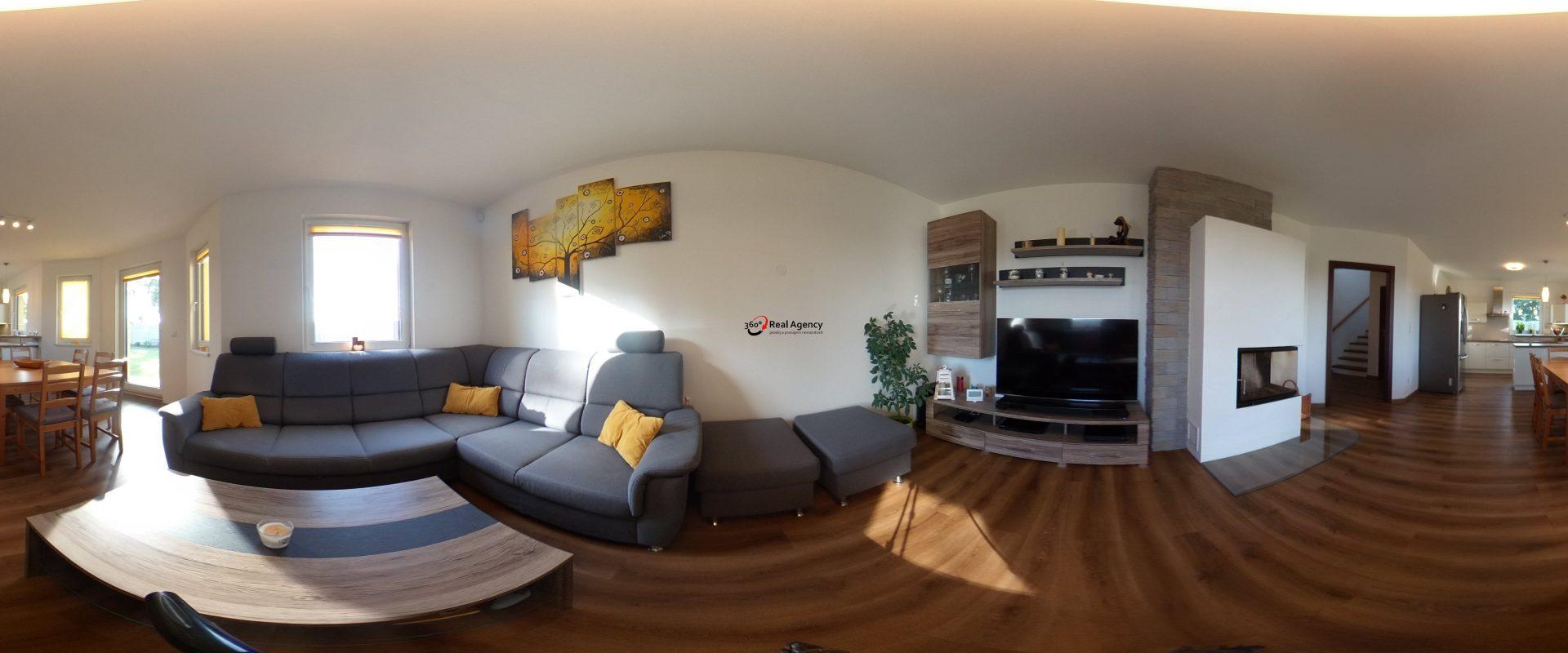 Prodej rodinného domu 190 m², pozemek 1 029 m².