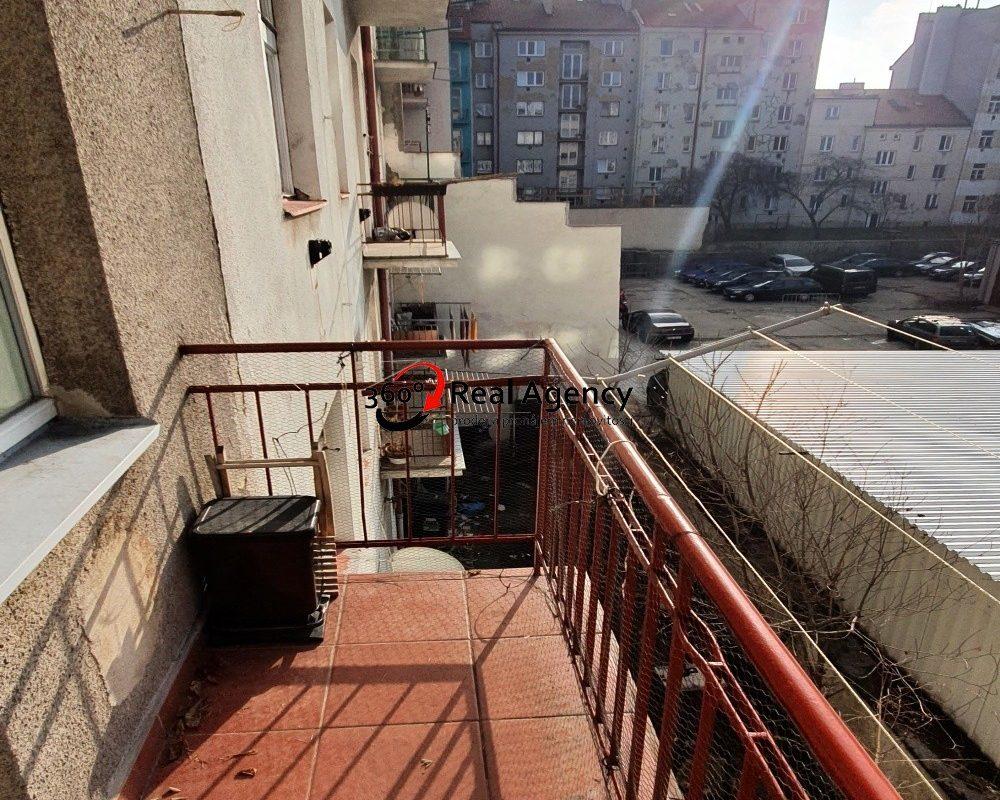 Prodej bytu 1+1/B/sklep, 55 m², U skládky, Praha 9 – Libeň