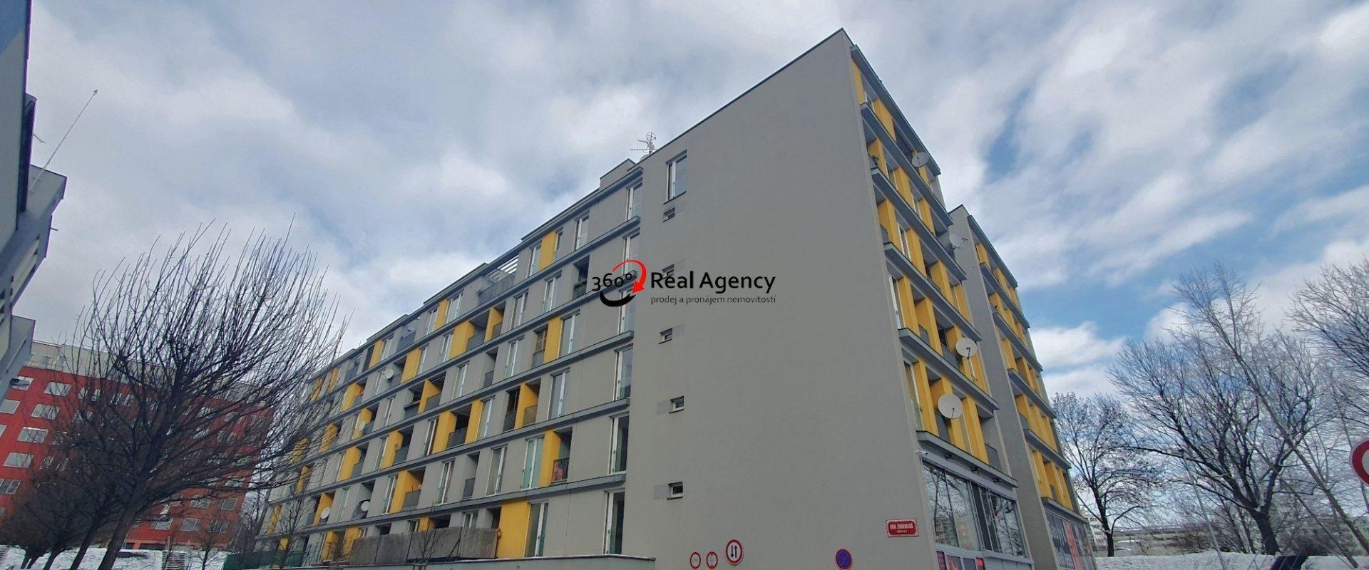 Prodej bytu 1+kk/L/sklep 41 m², ul. Zubrnická, Praha 9 – Prosek.