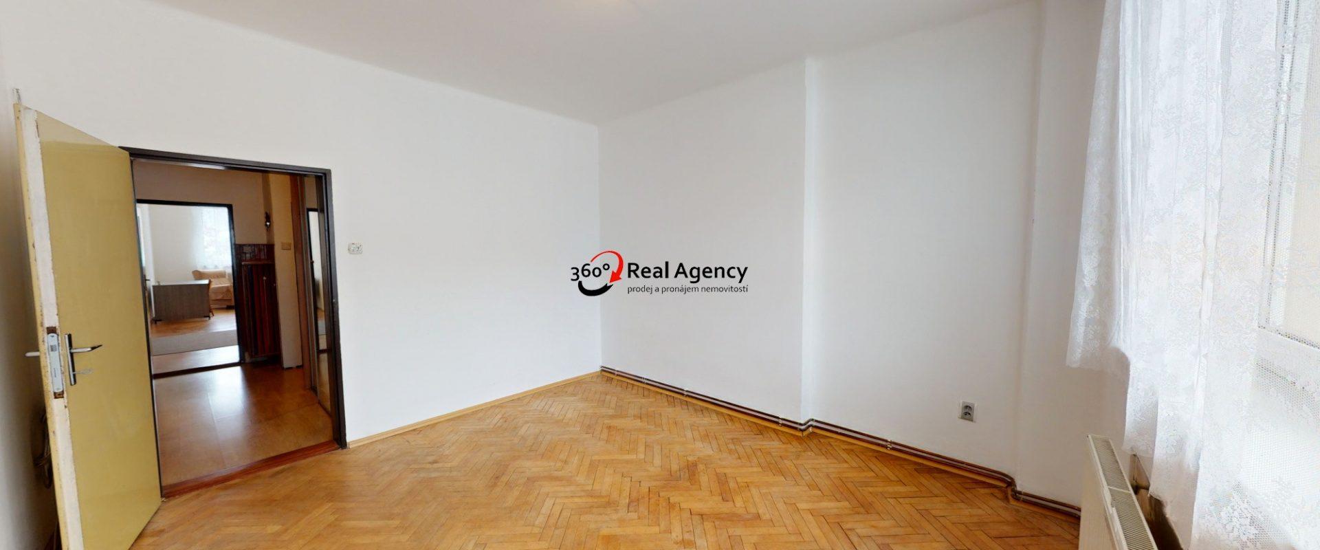 Prodej bytu 2+kk 53 m² Na Jezerce, Praha 4 – Nusle.