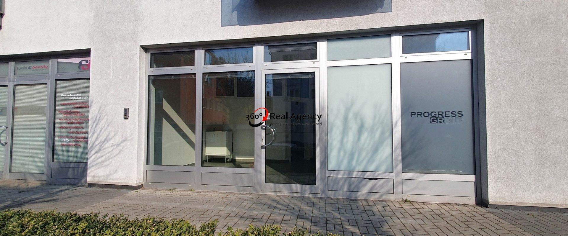 Prodej obchodního prostoru 42 m², ul. Brabcova, Podolí.