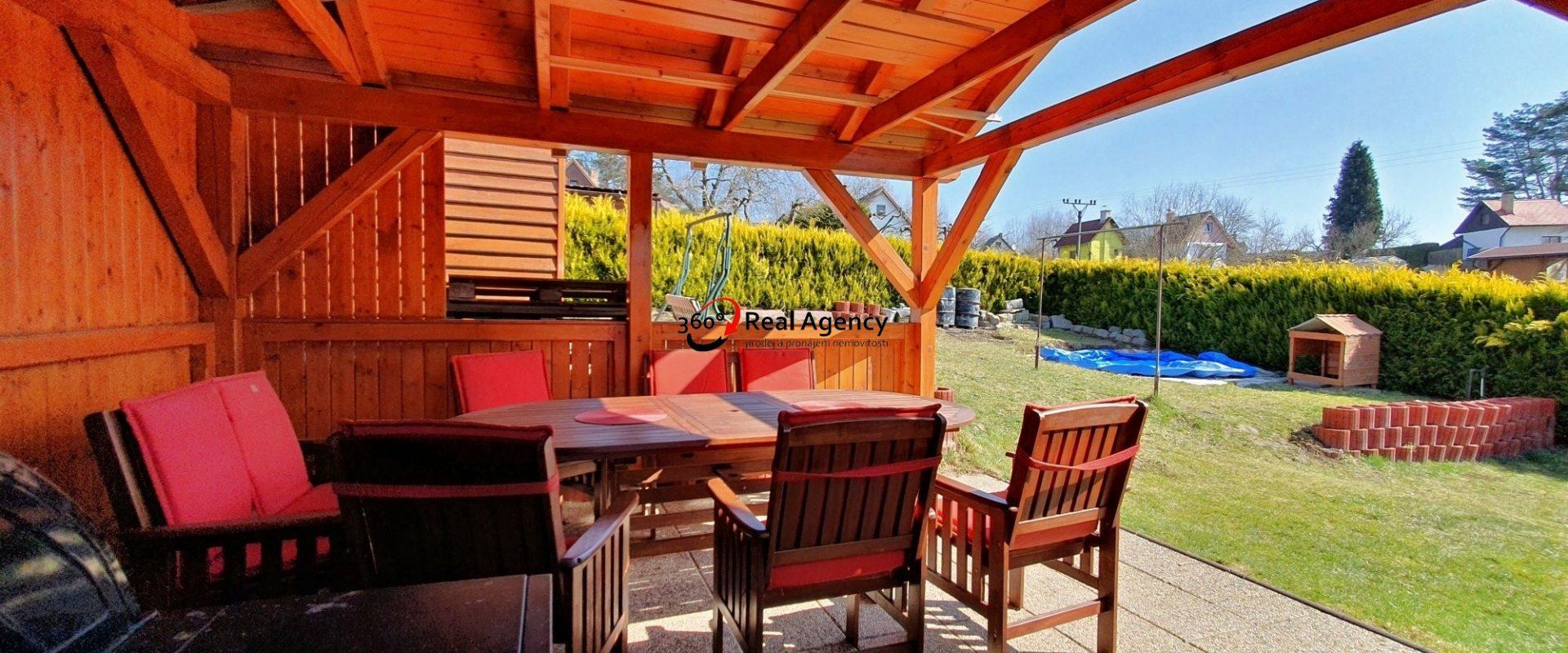 Prodej chaty 36 m², pozemek 326 m², Dražice, okres Tábor.