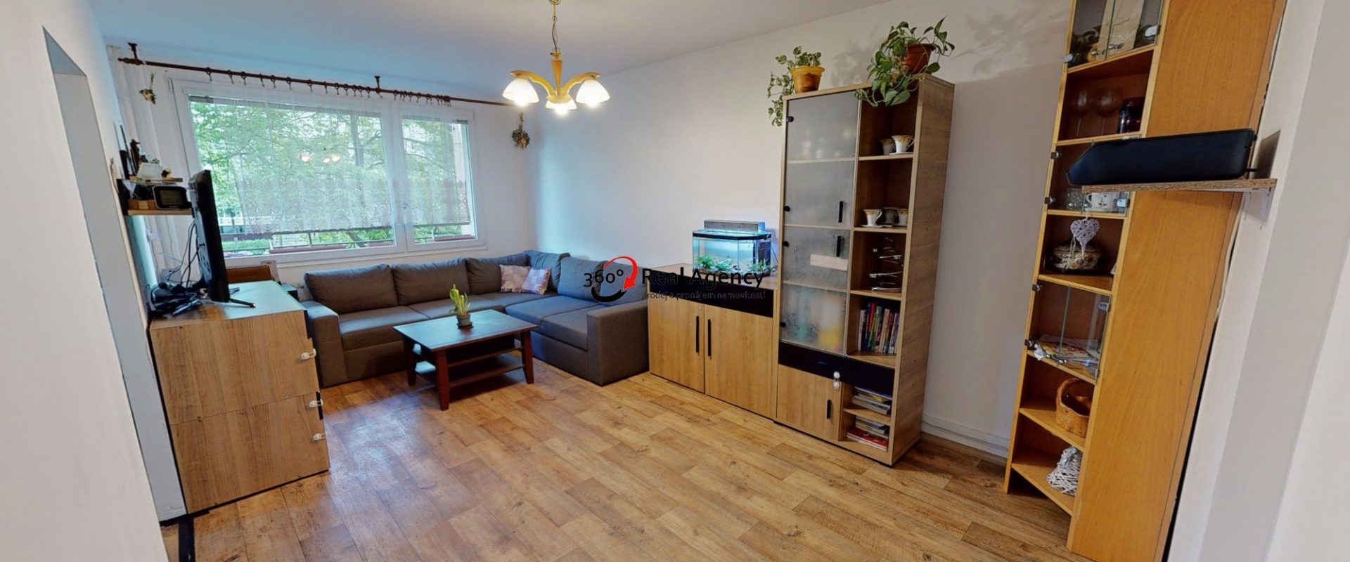 Prodej bytu 3+1/L/S/K, 79 m², Brandýs nad Labem – Stará Boleslav.