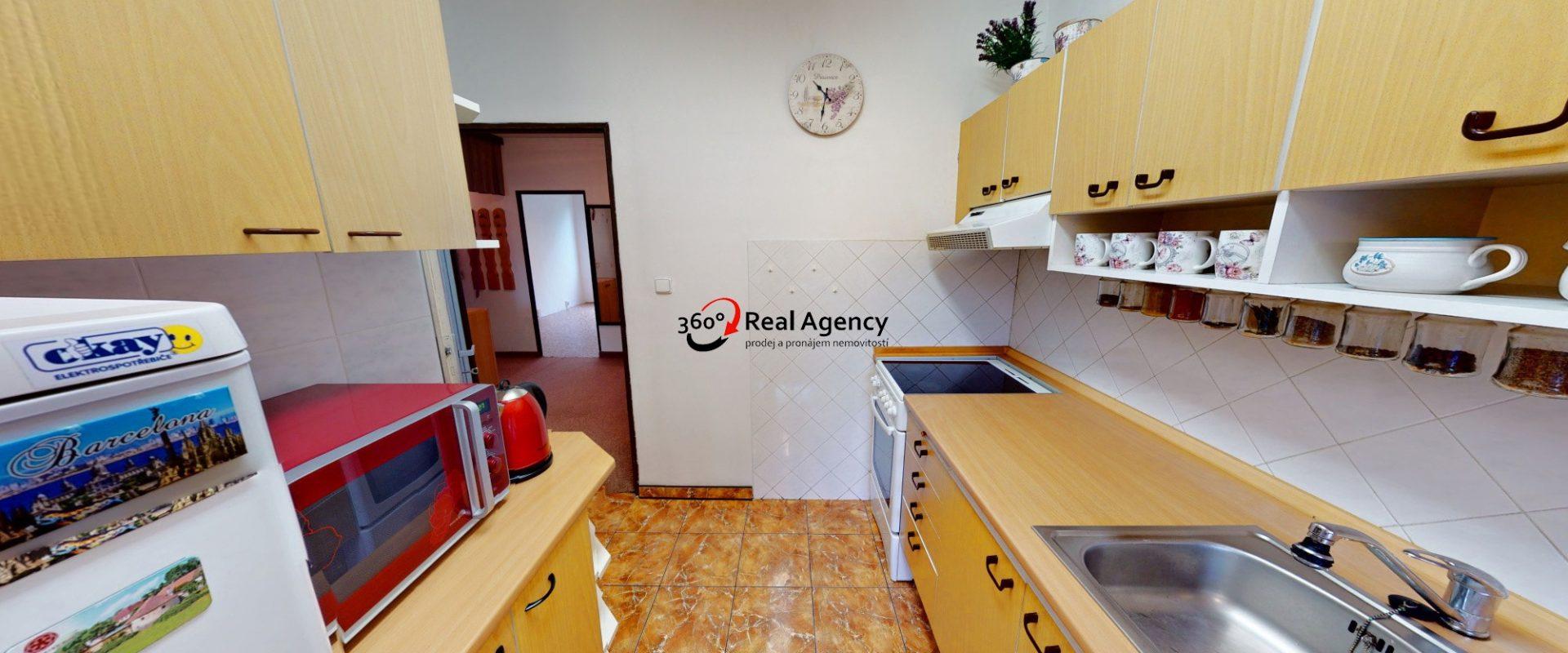 Prodej bytu 3+1/L, 82 m², Mrkvičkova, Praha 6 – Řepy
