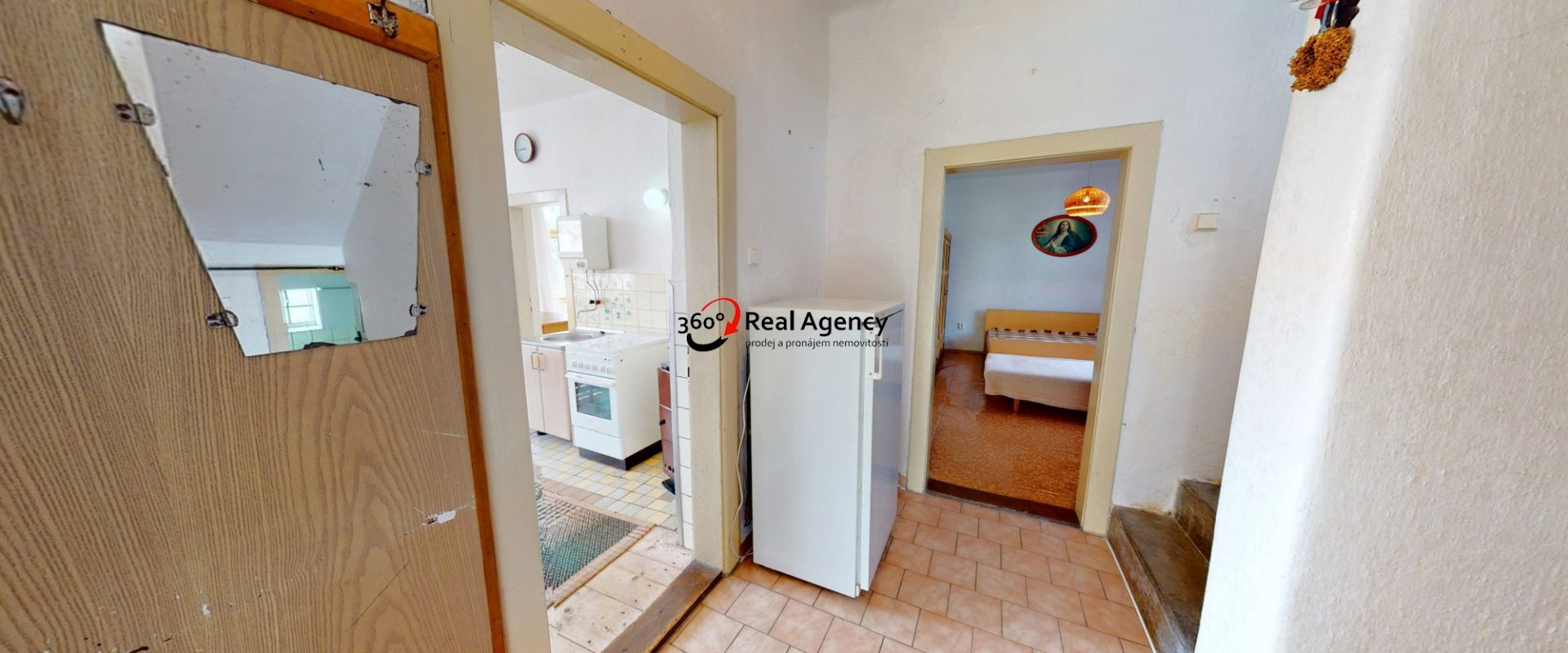Prodej domu 118 m² s pozemkem 688 m² Žihobce, okres Klatovy.