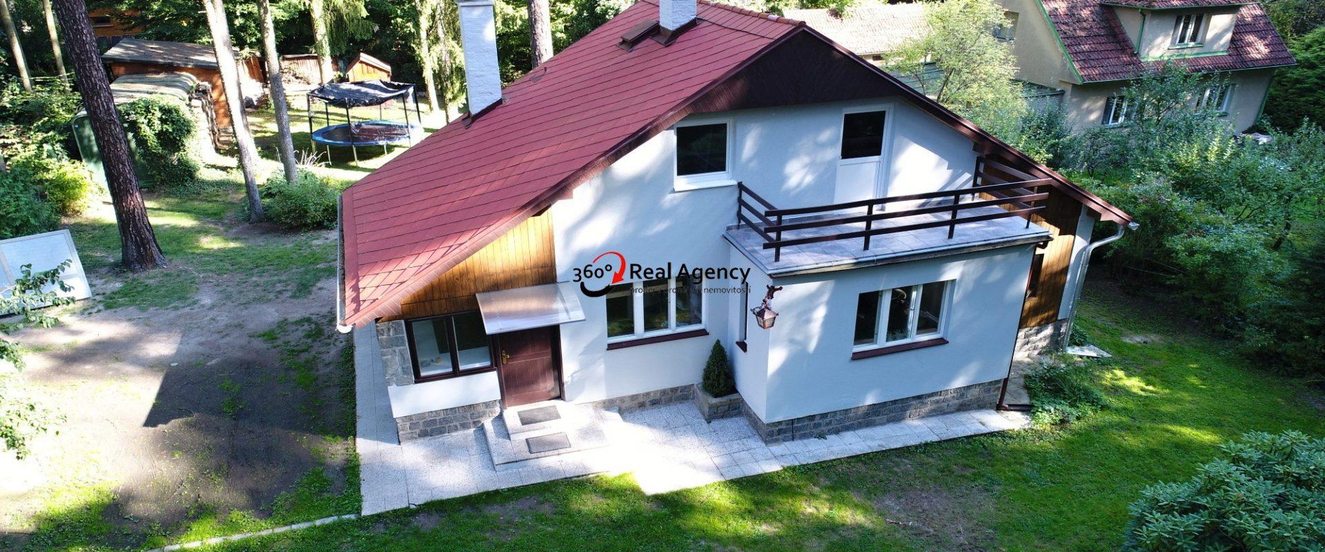 Pronájem chaty 85 m², pozemek 1 100 m² Ve Smrčinách, Jevany.
